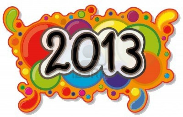 14989412-2013-year-sign-on-abstract-bubble-background