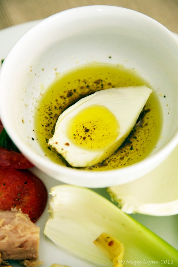 Fennel and Olive oil3